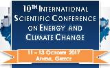 10th	International Scientific Conference on Energy and Climate Change