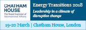 Energy Transitions 2018